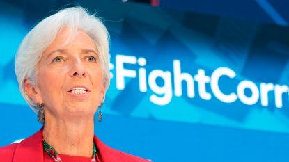"""IMF-baas Christine Lagarde waarschuwt: """"We zullen gebraden, geroosterd en gegrild worden"""""""