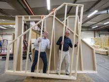 Bij Presolid in Enter zagen ze het al vroeg: 'Het houtskelethuis heeft de toekomst'