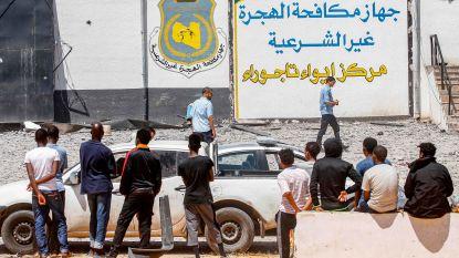"""Duitsland verhoogt humanitaire hulp voor migranten in Libië: """"Situatie in gesloten centra is totaal onaanvaardbaar"""""""