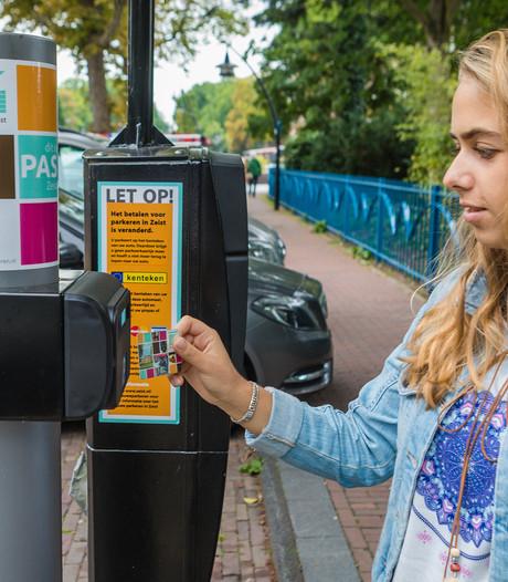 Parkeren zonder gehannes bij de automaat: het kan straks in Zeist