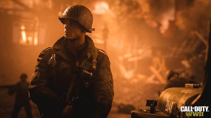 Call of Duty WWII kwam vandaag uit.