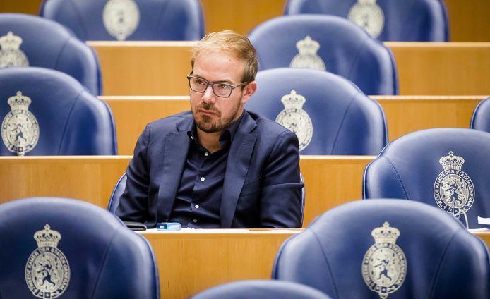 PvdA-Kamerlid Gijs van Dijk.