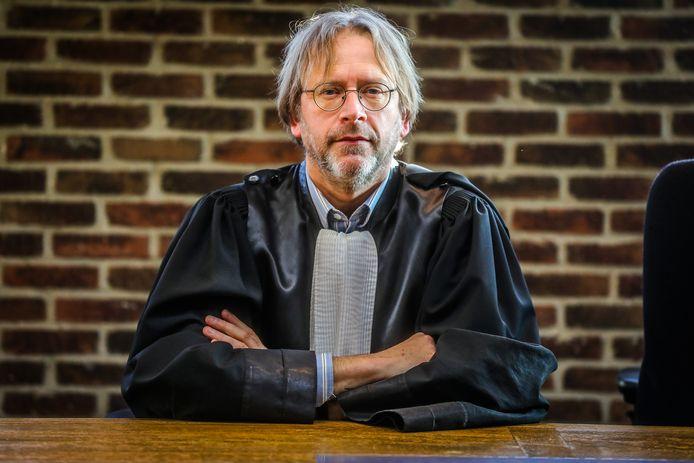 Jorn Dangreau is sinds drie jaar vrederechter in Torhout.