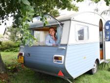 Schattige caravans, daar heeft Marieke uit Moergestel patent op