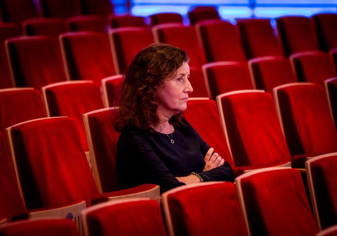 Minister Ingrid van Engelshoven van Onderwijs, Cultuur en Wetenschappen.