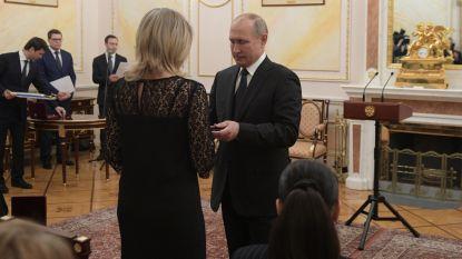 """Poetin huldigt omgekomen nucleaire onderzoekers van 'Stormvogel': een """"technisch ongeëvenaard"""" wapen"""