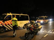 Tweede avond op rij onrustig in Utrecht, politie houdt rellende jongeren aan