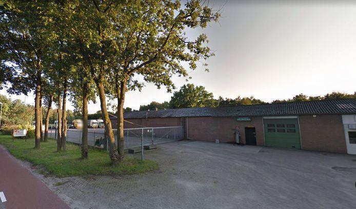 De Natuurpoort moet verrijzen aan de Palmstraat op de plek van transportbedrijf Heurkens.