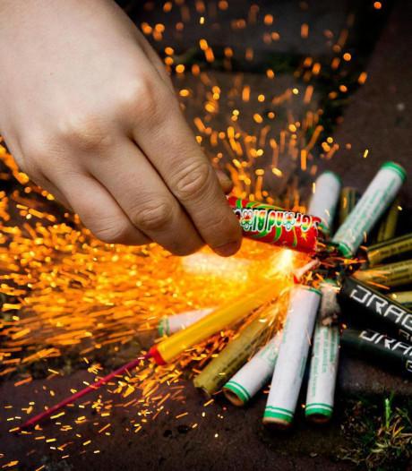 Nog niet vuurwerkvrij in Harderwijk, wel vuurwerkblij