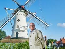 Jan (88) al halve eeuw beheerder molen Vorstenbosch: 'Ik spreek één taal, molentaal, die verstaan ze overal'