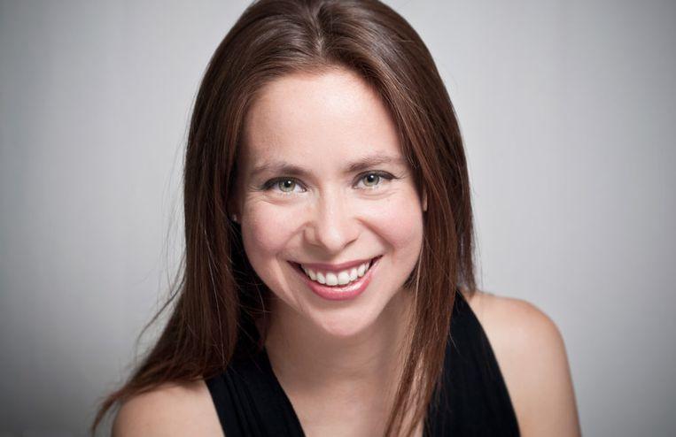 Sopraan Stefanie True, solist en lid van Vox Luminis. Beeld Aleksandra Renska