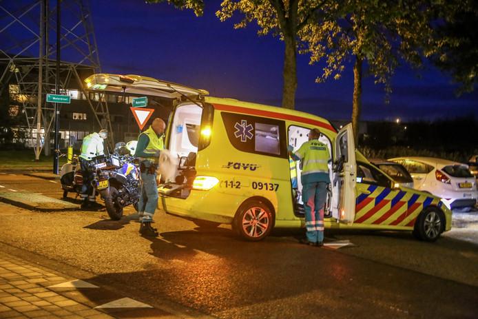 Ziekenhuis Dicht Ambulance Langer Onderweg Flevoland Destentornl
