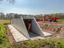 Tunnel is nieuwe attractie op Fort de Roovere in Halsteren
