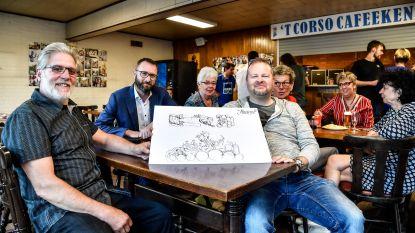 Anciens tekenen voor derde keer present op Bloemencorso en pakken uit met Punk