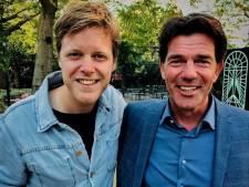 Lex Uiting staat Twan Huys bij in vernieuwde RTL Late Night