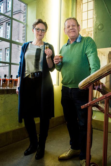 Leerlooierke, alcoholische ode aan de arbeiders van KVL in Oisterwijk