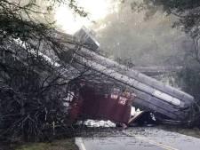 Geheel Amerikaans dorp geëvacueerd na ontsporen trein met propaangas