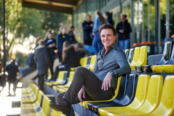 Marc van Hintum, de technisch directeur van Vitesse.