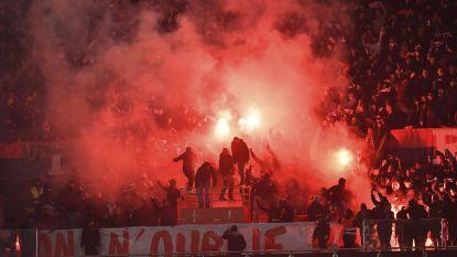 Ultras PSG worden betrapt met messen, boksbeugels en Bengaals vuurwerk voor vrouwenduel tegen Chelsea