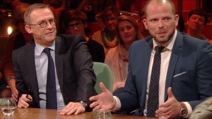 Theo Francken wil opnieuw staatssecretaris voor Asiel en Migratie worden (MR-vicevoorzitter stelt meteen veto)