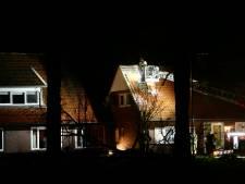 Woning in Fleringen loopt stormschade op