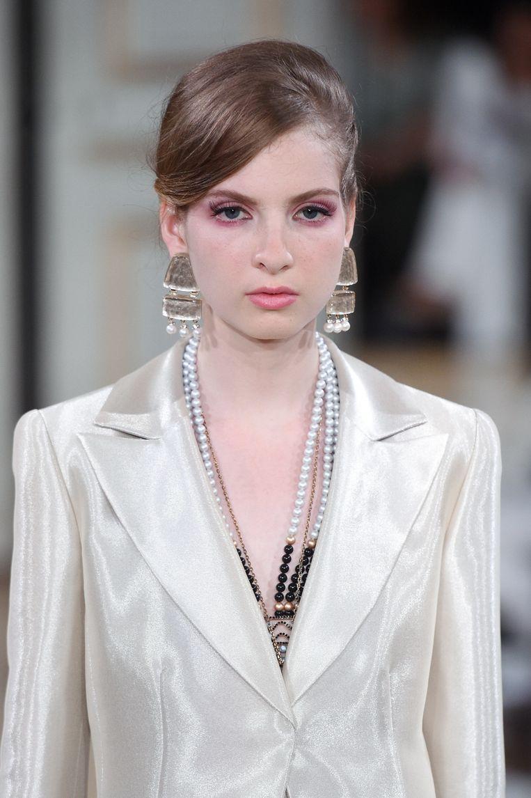Giorgio Armani Prive - Autumn Winter 2018 - Paris Haute Couture Fashion Week