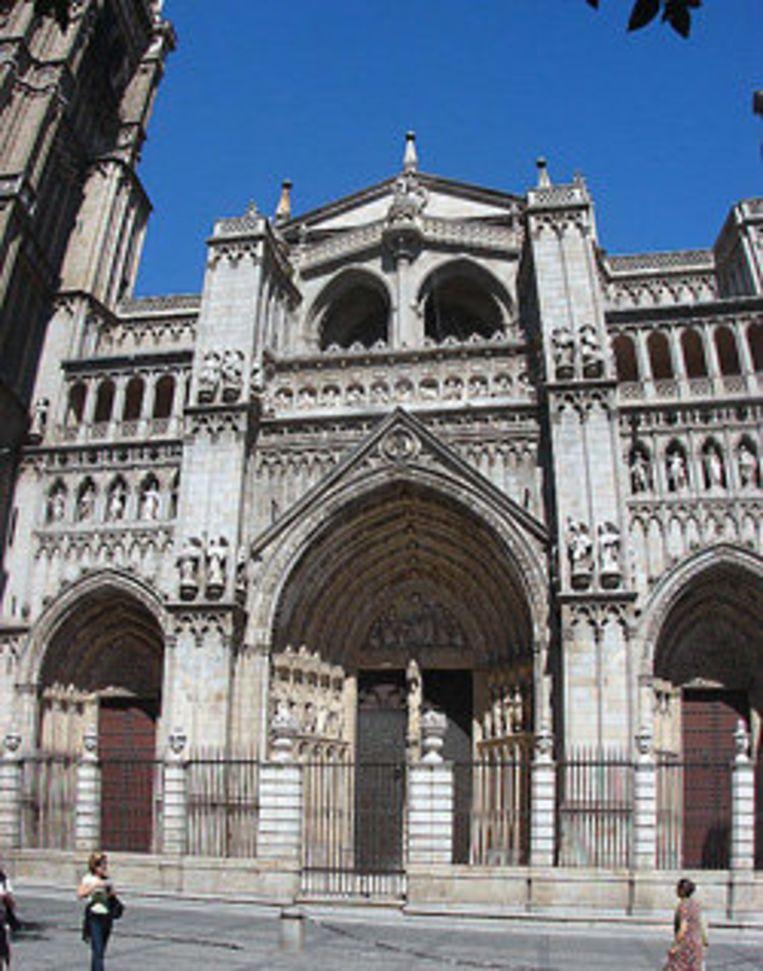De kathedraal van Toledo. Foto Márcio Cabral de Moura Beeld