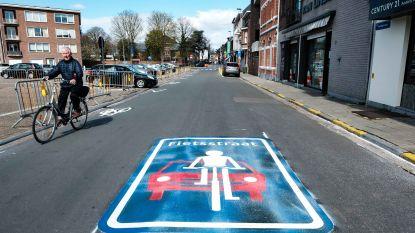 Nieuwe fietsstraat moet Heideplaats veiliger maken