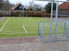 Nieuw sportveldje Lattrop bijna klaar