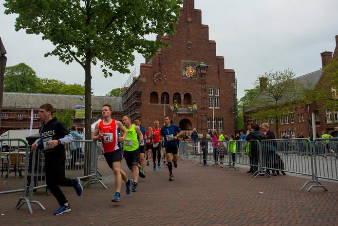 Een eerdere editie van de Liberty Run in Waalwijk.