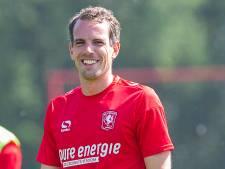 FC Twente met Brama tegen Heerenveen