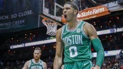 Boston Celtics boeken vijftiende zege op rij in de NBA