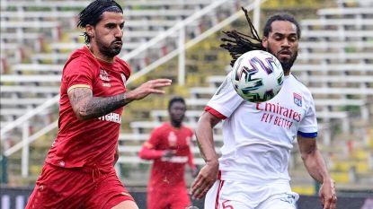 Antwerp verdienstelijk onderuit tegen Lyon, Great Old vocht in goeie tweede helft terug na 0-3-achterstand