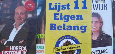 Kasteleins kapen verkiezingen, maar verder geen incident in Oisterwijk