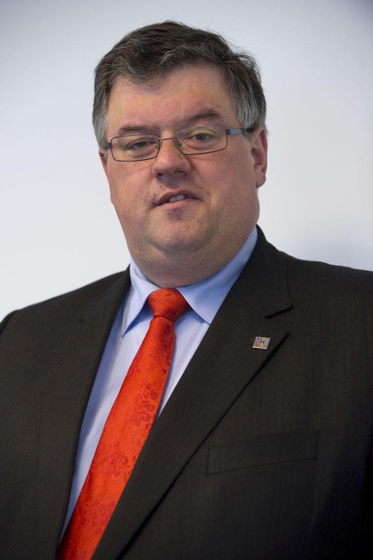 Hubert Bruls. Beeld anp
