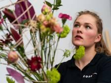 Carline uit Diepenveen is Nederlands MBO-kampioen bloembinden