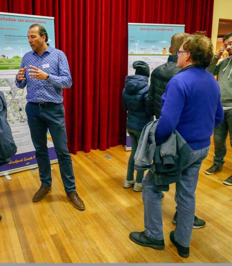 Info-avond in Helenaveen: 'Niemand wil een windmolen in de achtertuin'