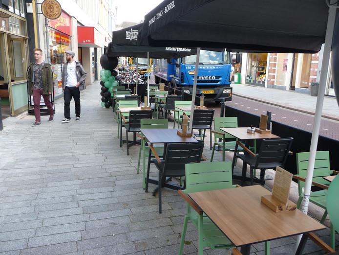 Toasted & Roasted in de Vughterstraat