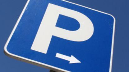 Parking Bassin vanaf 7 december gesloten wegens werken
