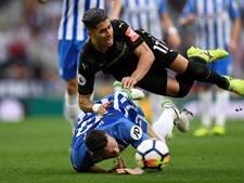 Newcastle United onderuit bij medepromovendus Brighton