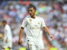 Kersverse vader Hazard krijgt vrij van Zidane