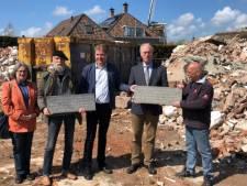 Gedenkplaten De Coorndijk uit 1984 krijgen nieuwe plek in Goudswaard