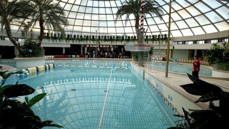 Wil je zwemmen in het De Mirandabad dan heb je sinds 2014 een speciale toegangspas nodig. Beeld anp