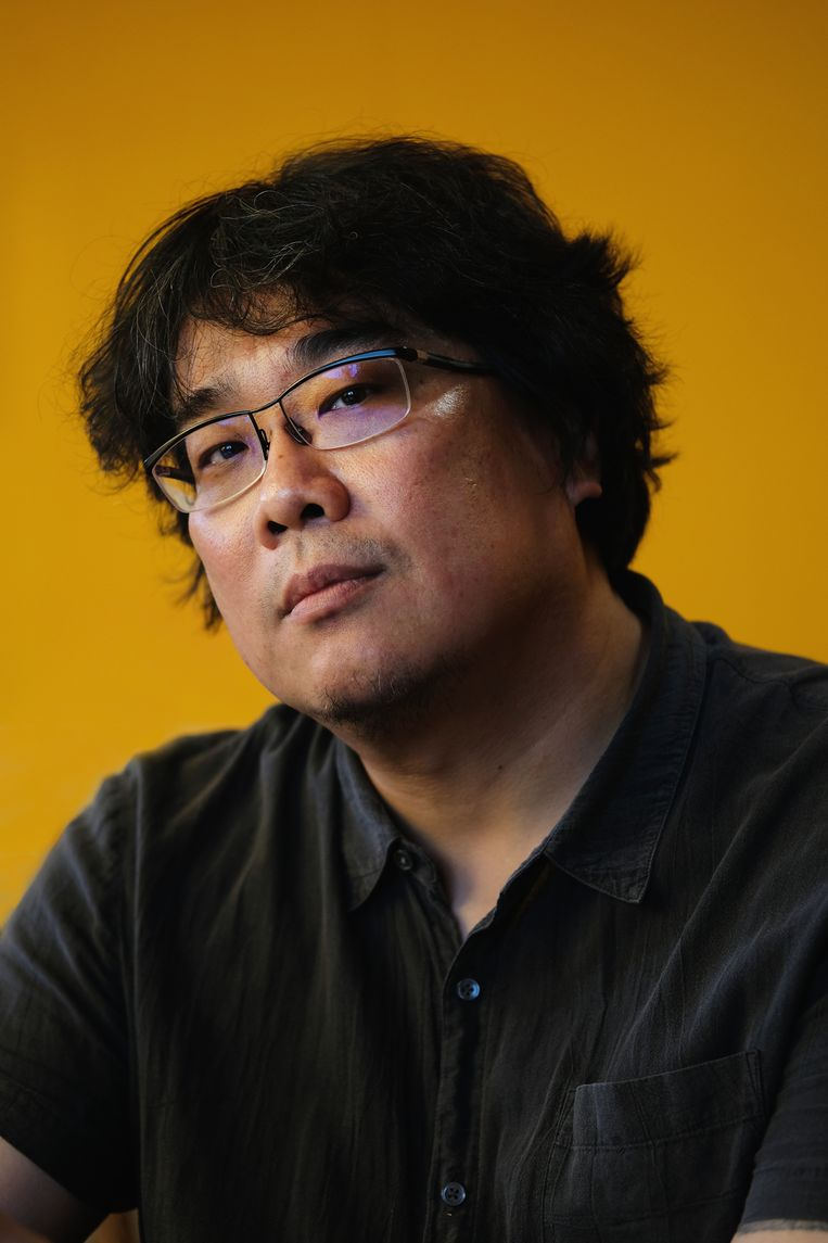 Regisseur Bong Joon-ho. Beeld Sangsuk Sylvia Kang
