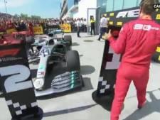 Scénario fou au Canada: Hamilton battu mais vainqueur, la colère de Vettel