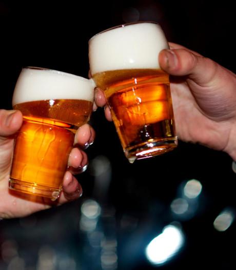 Holtense bedrijven mogen met mate alcohol schenken op feestjes