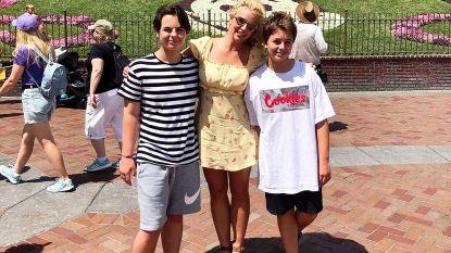 """Britney Spears trekt opnieuw naar de rechtbank: """"Ze wil haar kinderen meer zien"""""""