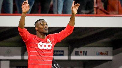 Oulare bezorgt Standard zege tegen Antwerp met fantastische pegel, Rouches zeker van play-off 1