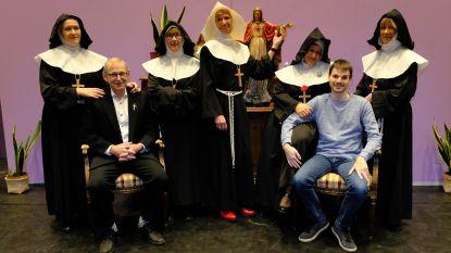 Toneelvrienden uit Bonheiden worden nonnen in nieuwe voorstelling