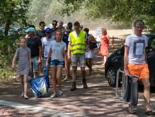 Weer chaos rondom IJzeren Man in Vught; verschillende auto's weggesleept